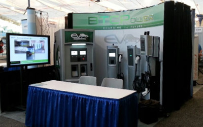trade show banners displays, and kiosks