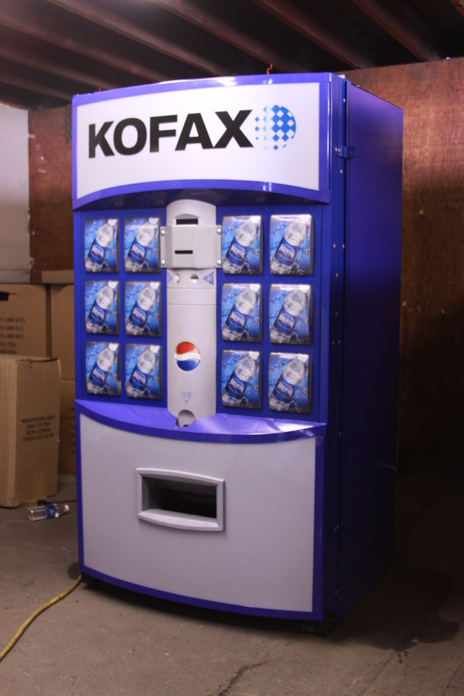 Kiosk Graphics and Decals