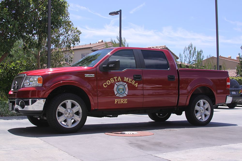 Truck Wraps Orange County
