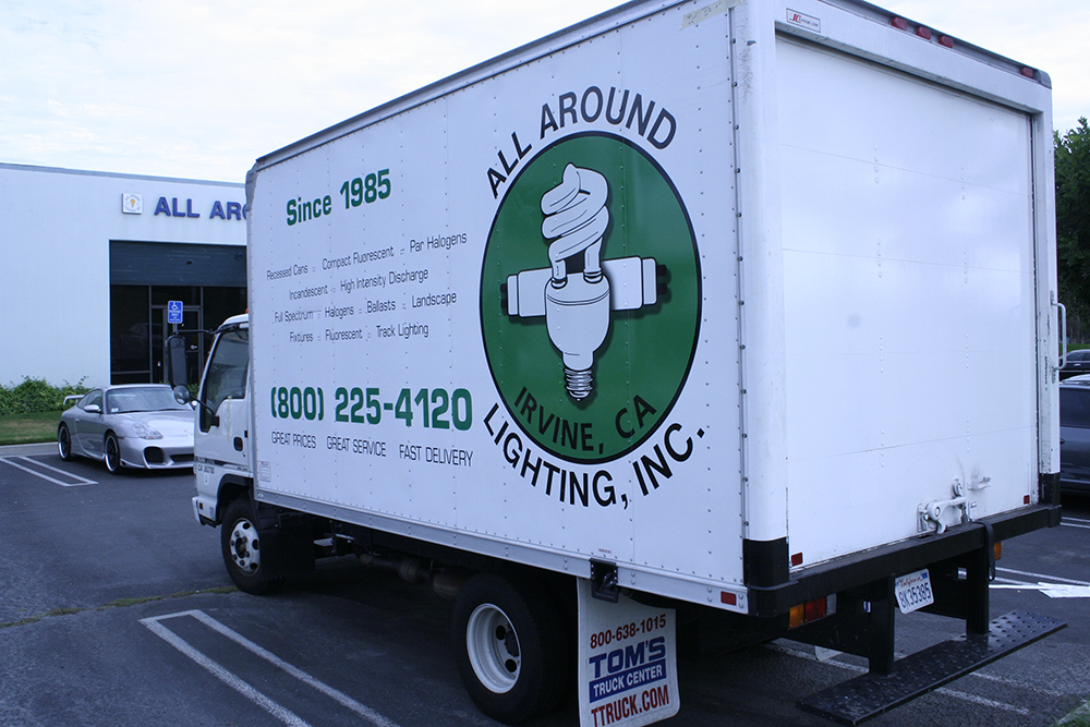 Truck Graphics and Decals