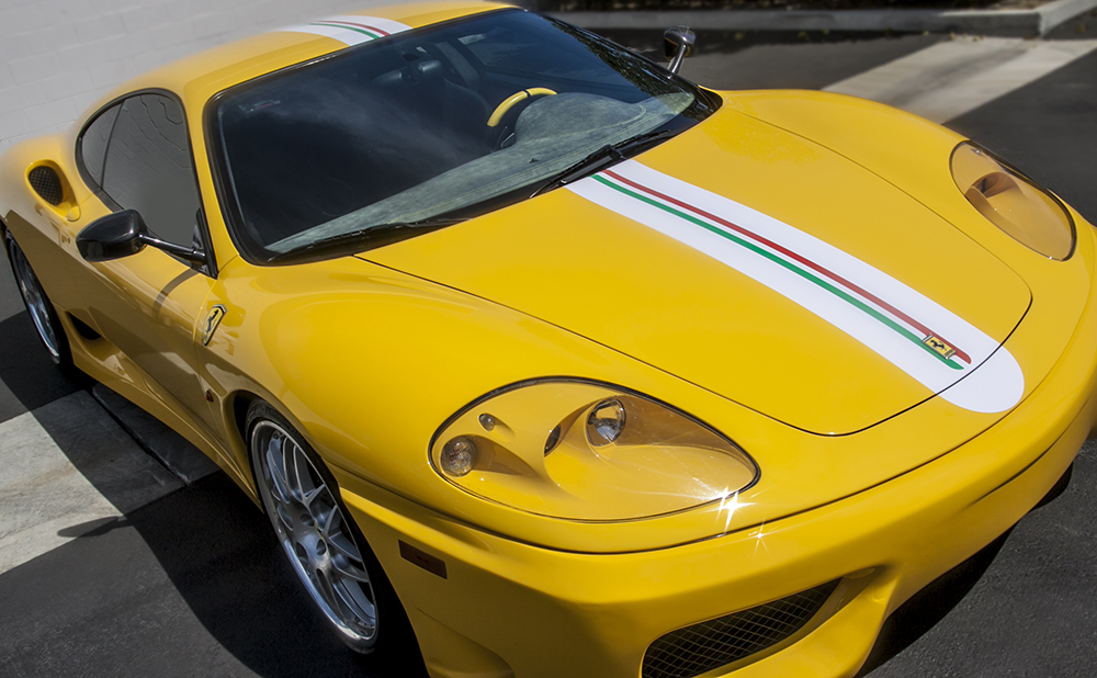 Ferrari Graphics