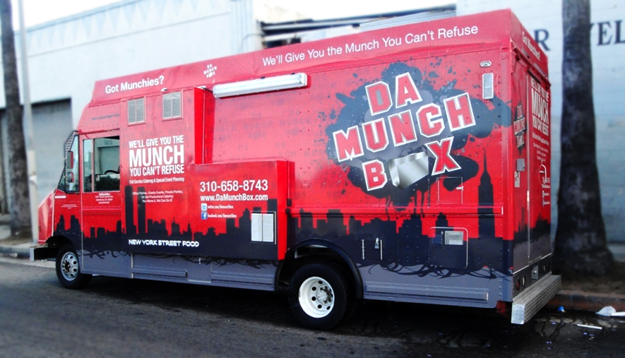 Da Munch Box Food Truck