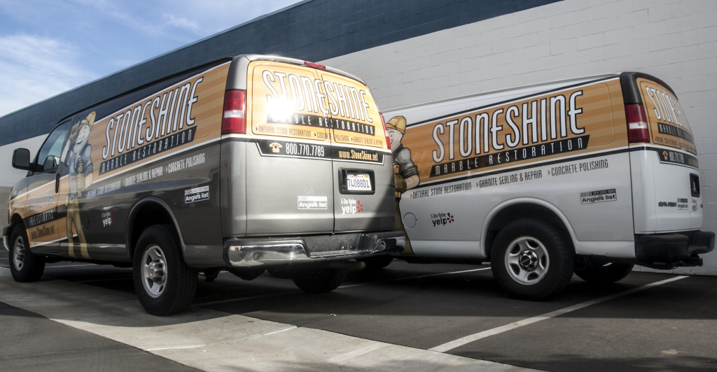 StoneShine Fleet Graphics