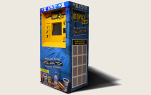 Vending machine wrap